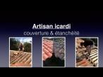 Artisan ICARDI couverture 06: Couvreur, Entreprise de couverture